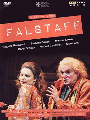 Verdi: Falstaff (Teatro Comunale, Florenz, 2006) [Alemania] [DVD]