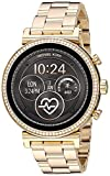 Michael Kors Access Women's Sofie Heart Rate' Touch-Screen Smartwatch with Stainless-Steel...