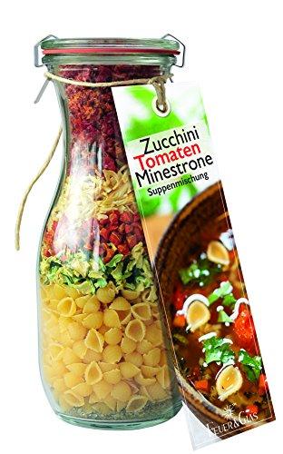 Zucchini Tomaten Minestrone 215g