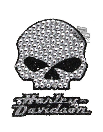 Harley-Davidson Willie G Gemz Bling Decal Kit