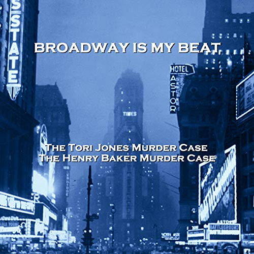 Broadway Is My Beat - Volume 7 cover art