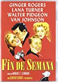 Fin De Semana (Weekend At The Waldorf) [DVD]
