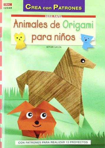 ANIMALES DE ORIGAMI PARA NIÑOS (Cp - Serie Papel (drac))
