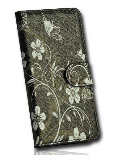 Handy Tasche Hülle Book für Huawei Ascend G525 / Handytasche Schutzhülle JS M30