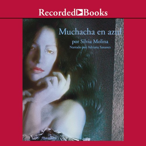 Muchacha en Azul [Girl In Blue (Texto Completo)] audiobook cover art