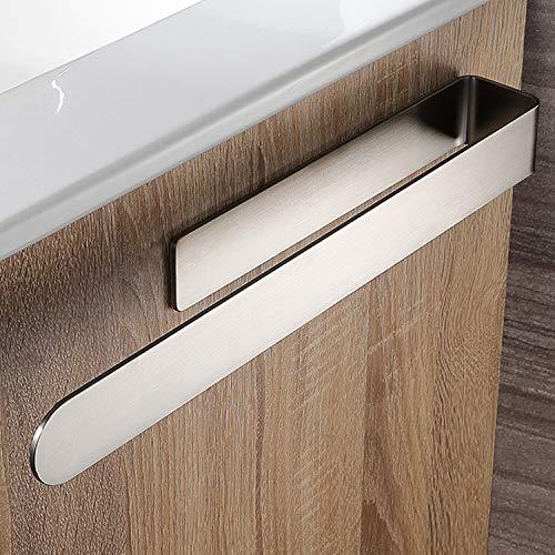 RUICER Handtuchhalter – Selbstklebender Handtuchhalter 37 cm Handtuchhalter für Badezimmer Küche Edelstahl