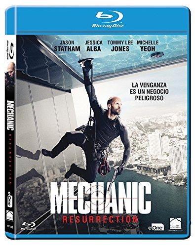 Mechanic: Résurrection (Mechanic: Resurrection, Importé d'Espagne, langues sur les détails)