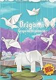 Origami lernen leicht gemacht: Origami-Buch für Kinder und Erwachsene, Origami Faltbuch mit 45 Anleitungen + 5 Videoanleitungen und Bonusmaterial NEUAUFLAGE