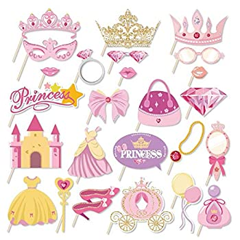 Best princess photo booth props Reviews