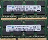 Samsung ram memory 8GB kit, (2 x 4GB), DDR3 PC3 10600, 1333Mhz,...