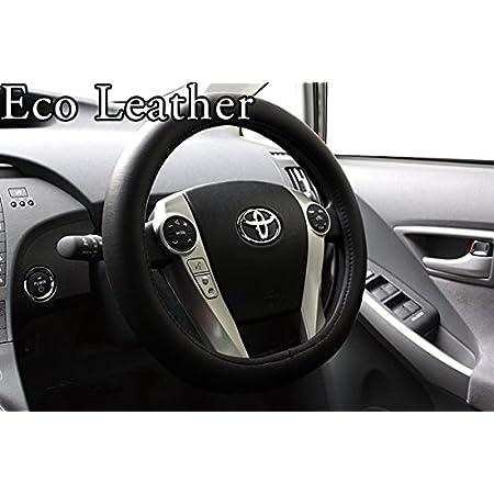 楕円ステアリング専用ハンドルカバー 3Type (Eco Leather)