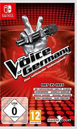 The Voice of Germany - Das offizielle Videospiel [Nintendo Switch]