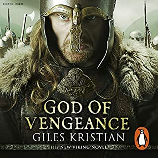 God of Vengeance audiobook cover art
