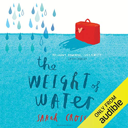 The Weight of Water audiobook cover art