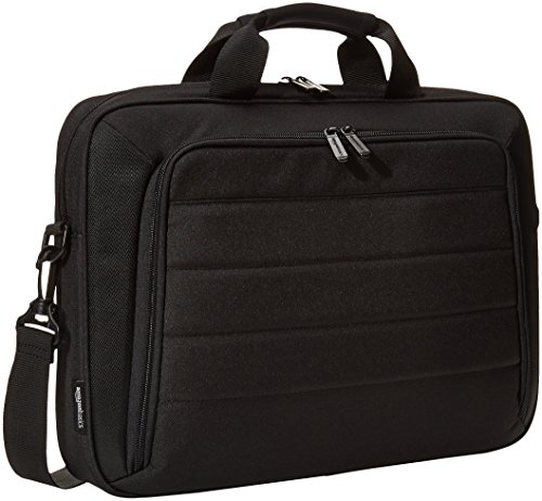 AmazonBasics 17.3 Inch Laptop and Tablet Case Shoulder Bag, Black