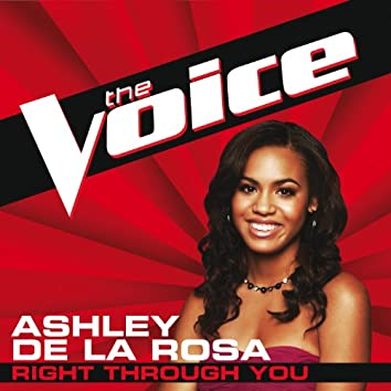 Right Through You (The Voice Performance)