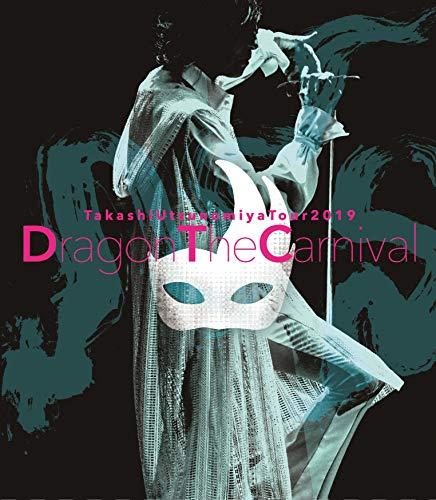 [画像:Takashi Utsunomiya Tour 2019 Dragon The Carnival Tour Final LIVE Blu-ray]