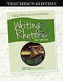 Writing & Rhetoric Book 8: Comparison Teacher