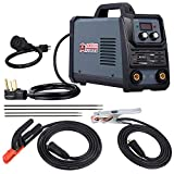 Amico ARC-180, 180A Stick Arc/Lift-TIG 2-in-1 Combo Welder, 100-250V Wide Voltage, 80% Duty Cycle, Compatible with all Electrodes