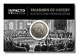 IMPACTO COLECCIONABLES Monedas Antiguas - España 5 Pesetas de Plata 1871/74. Amadeo I