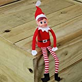 Elves Behavin' Badly - 12' Vinyl Faced Naughty Girl Elf Doll