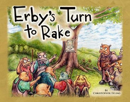 Erby's Turn To Rake