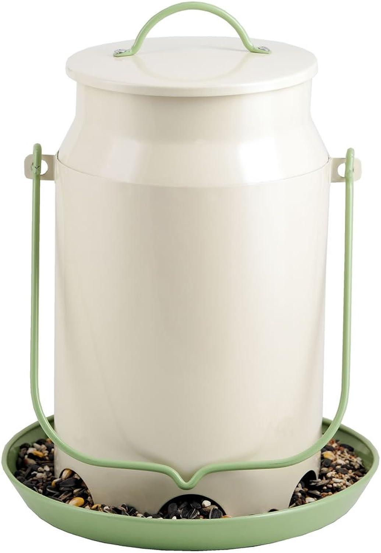 PerkyPet Milk Pail Hopper Feeder