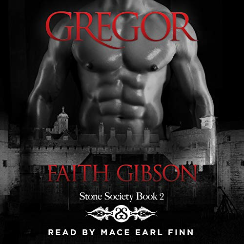 Gregor audiobook cover art