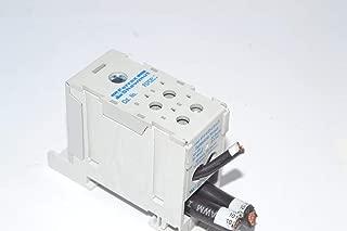 Ferraz Shawmut FSPDB2C Power Distribution Block 600V, 175A CU7, IEC 947-7-1