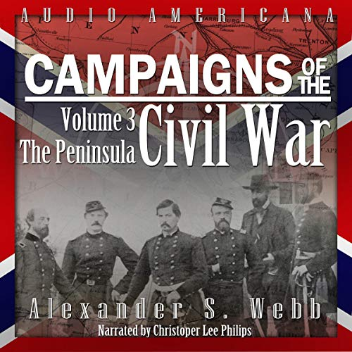 The Peninsula: McClellan's Campaign of 1862  By  cover art