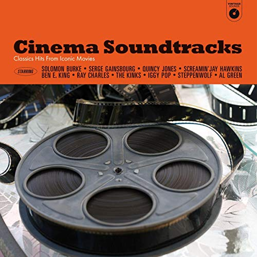 CINEMA SOUNDTRACK - CLASSIC HITS FROM ICONIC MOVIES [VINYL]
