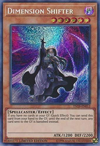 TN19 EN012 Prismatic Secret Dimension Shifter