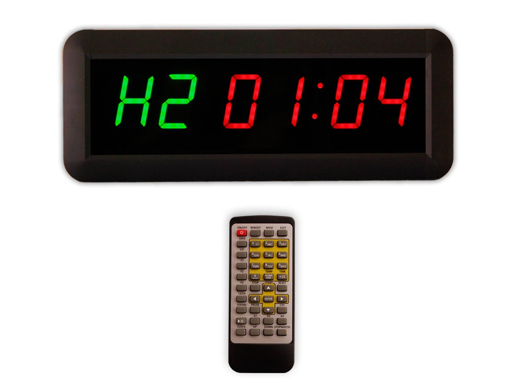 Digits Interval Programmable Countdown Stopwatch