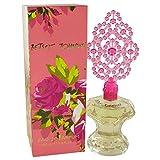 Betsey Johnson by Betsey Johnson Eau De Parfum Spray 3.4 oz for Women - 100% Authentic