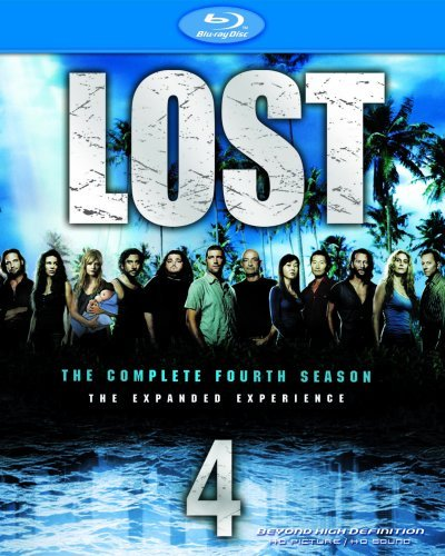Lost - Season 4 [Blu-ray] [UK Import]