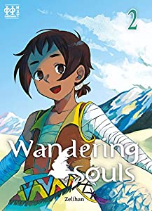 Wandering Souls Edition simple Tome 2