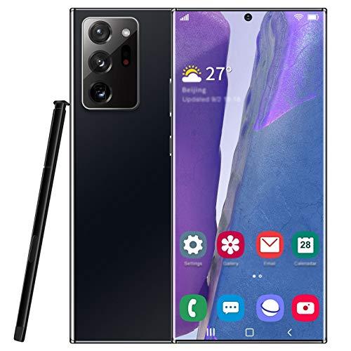 DZWSD Teléfono Móvil 4G con Lápiz Electrónico,Teléfono Inteligente Gratuito Android 10,Pantalla Completa de 6,9 Pulgadas,5000mAh,18MP+48MP,64G,128G,Blanco,Marrón,Negro.