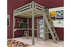 Etagenbett Abc : Kinder hochbett 140x200 cm dein kinderhochbett.de
