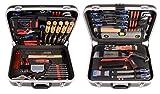 Projahn 8684 Boite à outils de menuisier 92 pièces