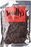 Smally's Biltong: Chilli, High Protein Beef Snack, Ready to Eat, Gluten Free, No Added Sugar, 250g