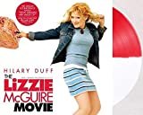 The Lizzie McGuire Movie - Exclusive Limited Edition Red & White Split Colored Vinyl LP (Only 4000 Copies Pressed Worldwide)