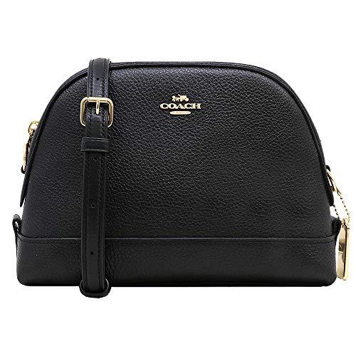 Coach Crossbody-Tasche aus Leder
