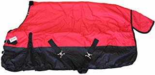 AJ Tack Wholesale Pony Horse Turnout Blanket Rip Stop 600D Water Proof 300G Medium Weight