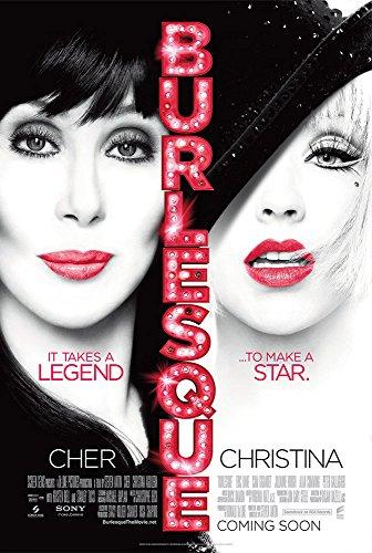 Burlesque (Cher, Christina) - (24' X 36') Movie Poster