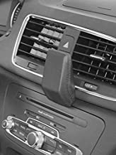 KUDA 293585 Leather Mount Black Compatible with Audi Q3 (8U) (Since 2012)