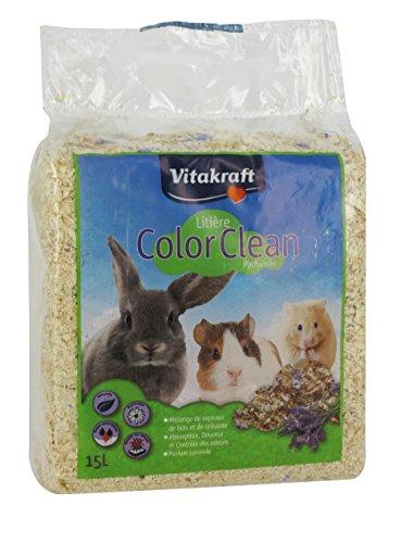 Vitakraft Color Clean - Lecho perfumado...