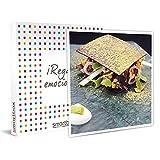 Smartbox - Caja Regalo Amor para Parejas - 1 Cena en un Restaurante con Estrella Michelin - Ideas Regalos Originales - 1 Cena en restaurantes de Alta Cocina para 2 Personas