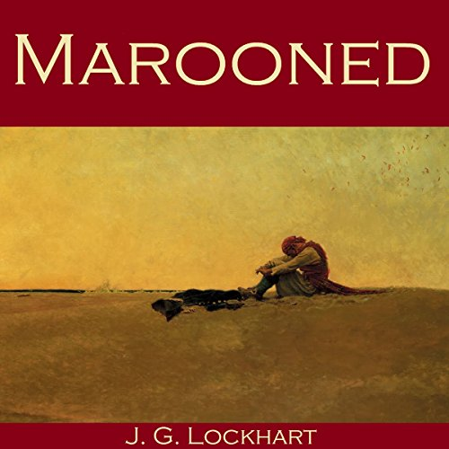 Marooned audiobook cover art