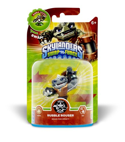 Skylanders: Swap Force - Figurina Rubble Rouser