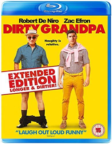 Dirty Grandpa [Blu-ray] [2018]